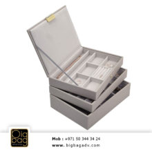 Custom Leather Boxes and Velvet | Dubai, Abu Dhabi | Jewelry Box