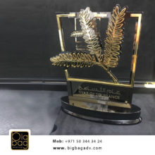 year of tolerance 3d trophies
